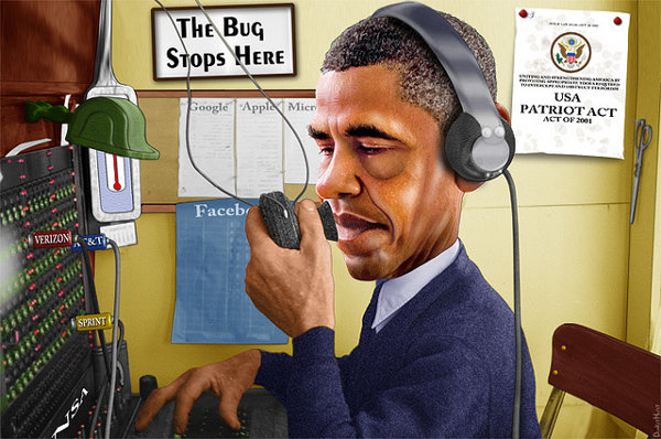 List of Obama wiretaps