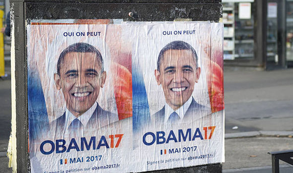 MEDIA SILENCE: Scumbag Obama TRIED TO RIG French Election in 2012