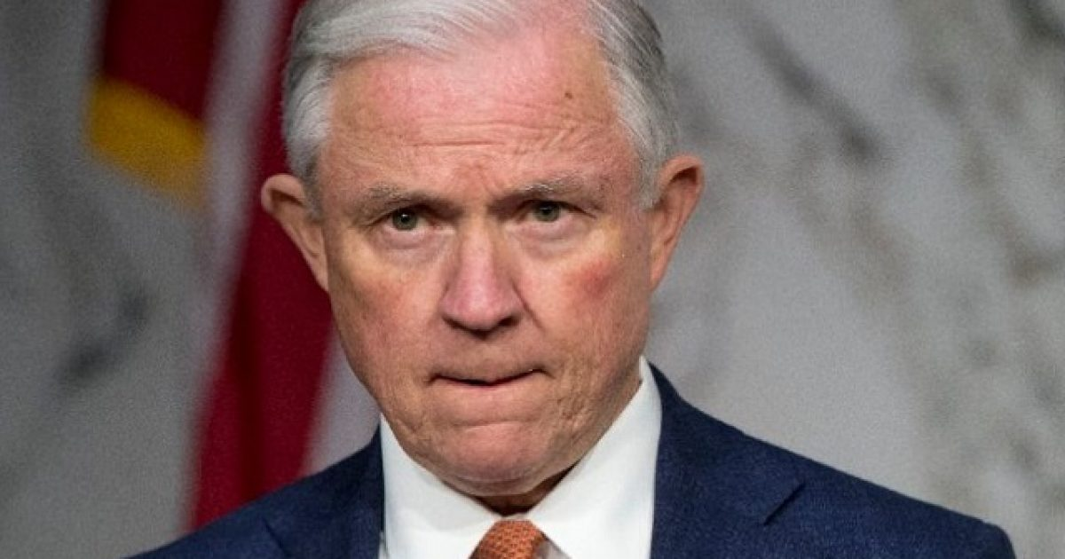 masterful manipulation of Jeff Sessions