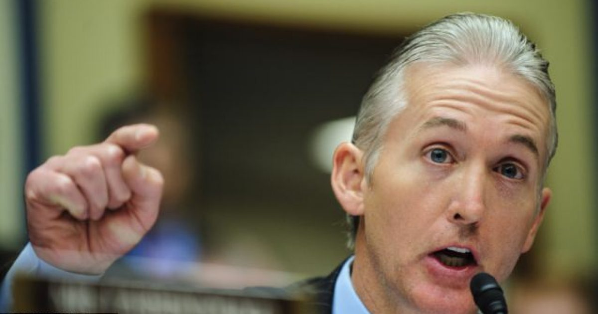 Gowdy may Force Susan Rice to Admit