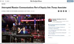 Trump Wiretaps