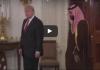 Trump meets with Saudi Prince