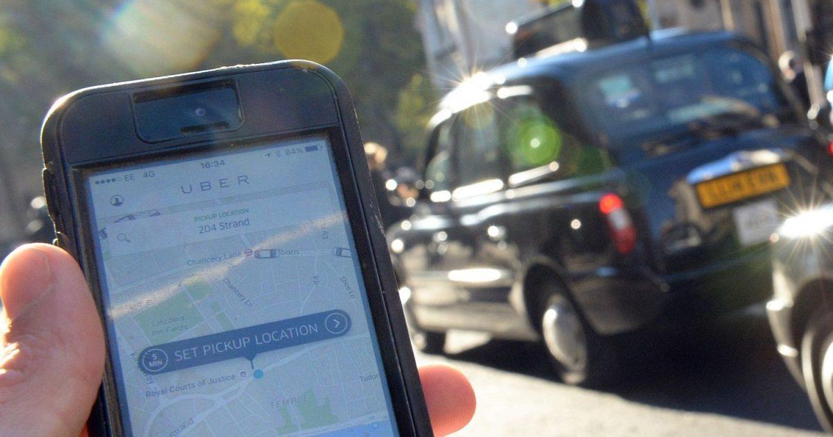 Uber Rape Story