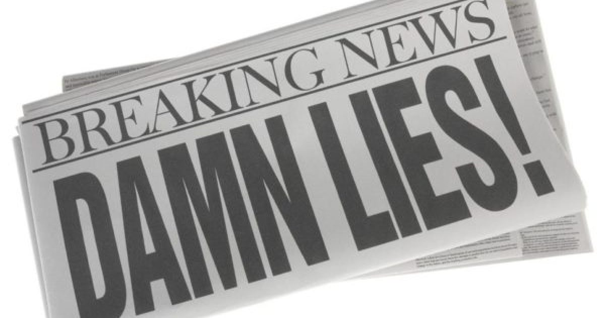 Top Five anti-Trump Media Lies