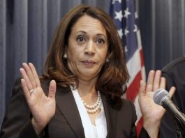 Harris, Trump, Tweet, Senator Harris; Judge Gorsuch