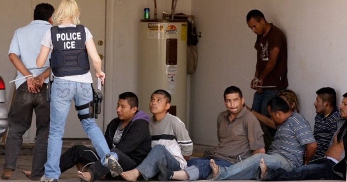 Arrests Of Illegal Criminals JUMPED 250 PERCENT In One Week [VIDEO]