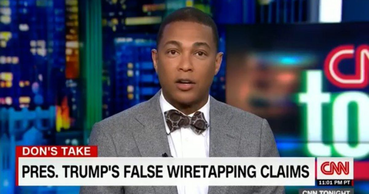 Don Lemon ranted #KevinJackson