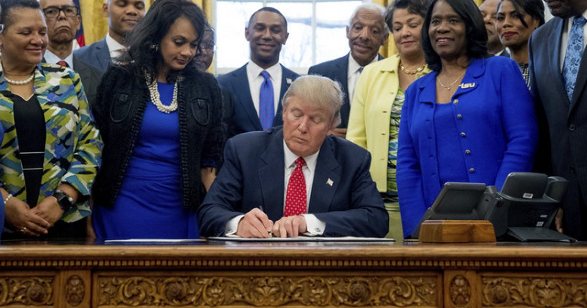 H-1B Order benefits Black College Grads