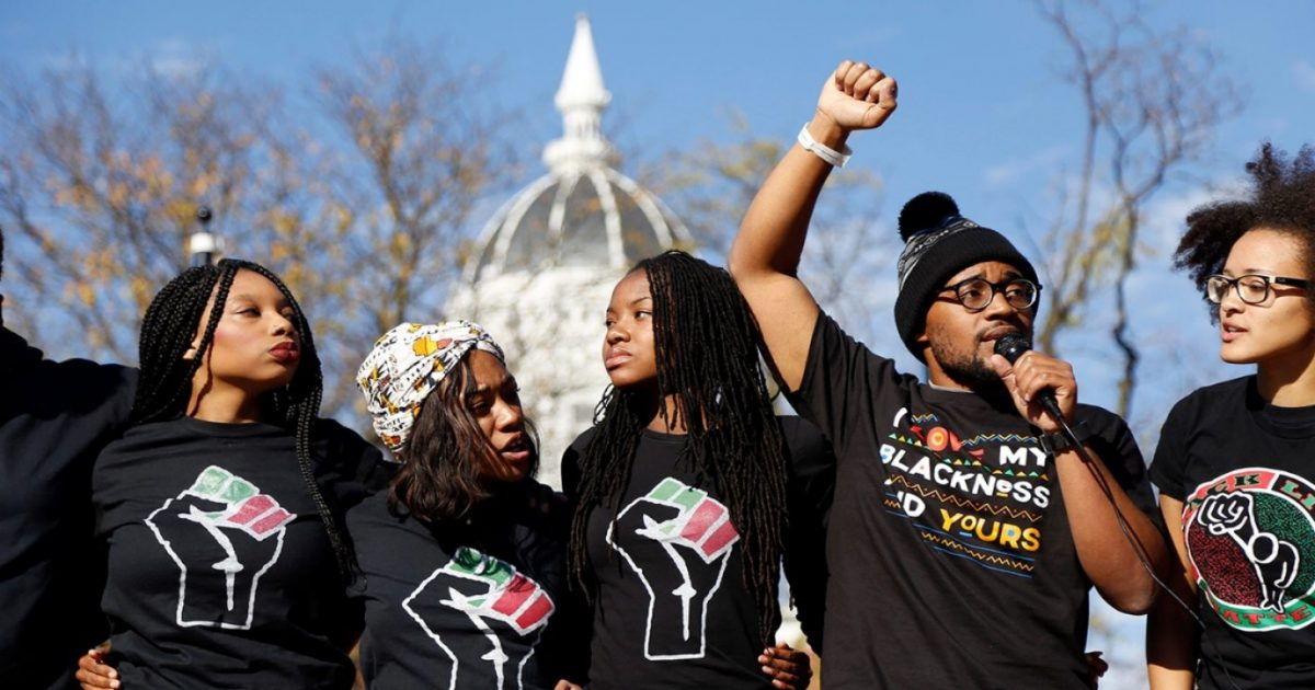 BLM, Black Lives Matter, #TeamKJ, #KevinJackson