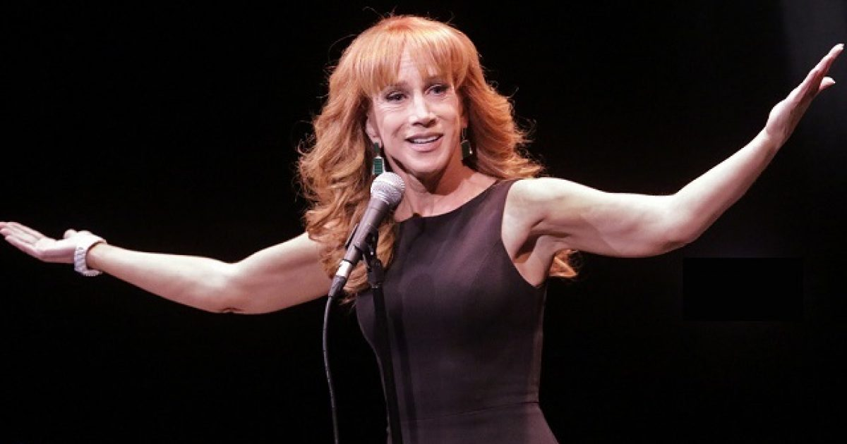CNN FIRES ISIS Wannabe Kathy Griffin