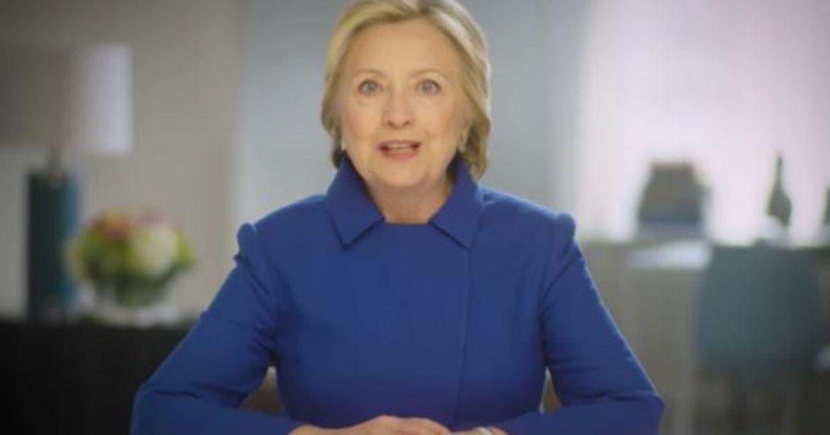 Democrats response to Hillary Clinton