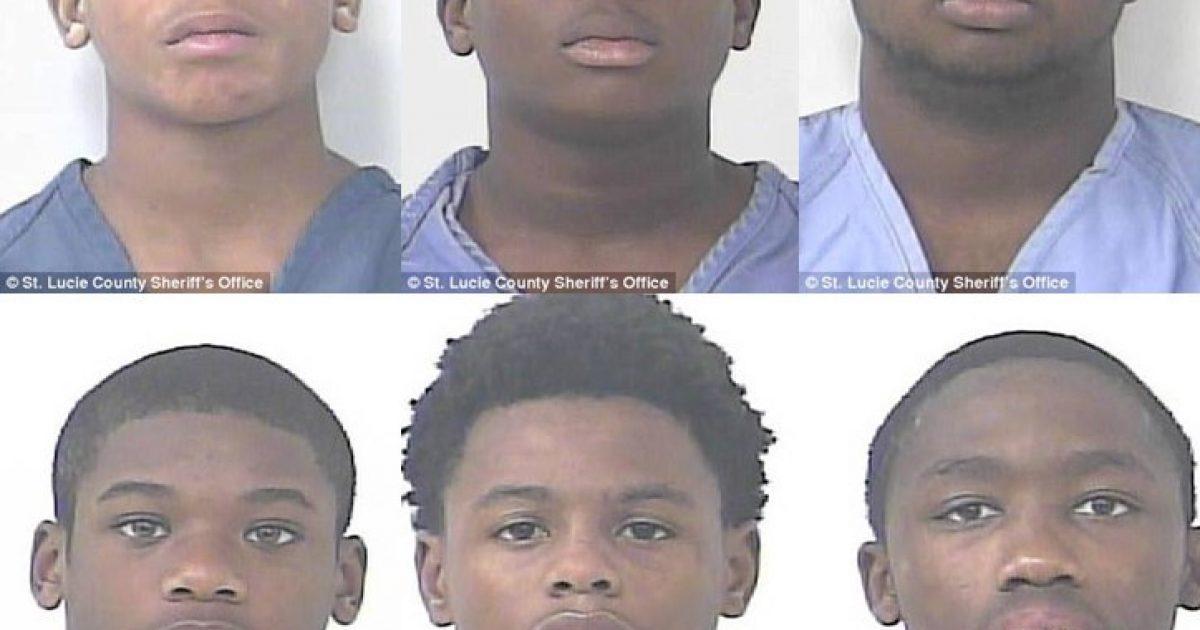 Florida teens #kevinjackson
