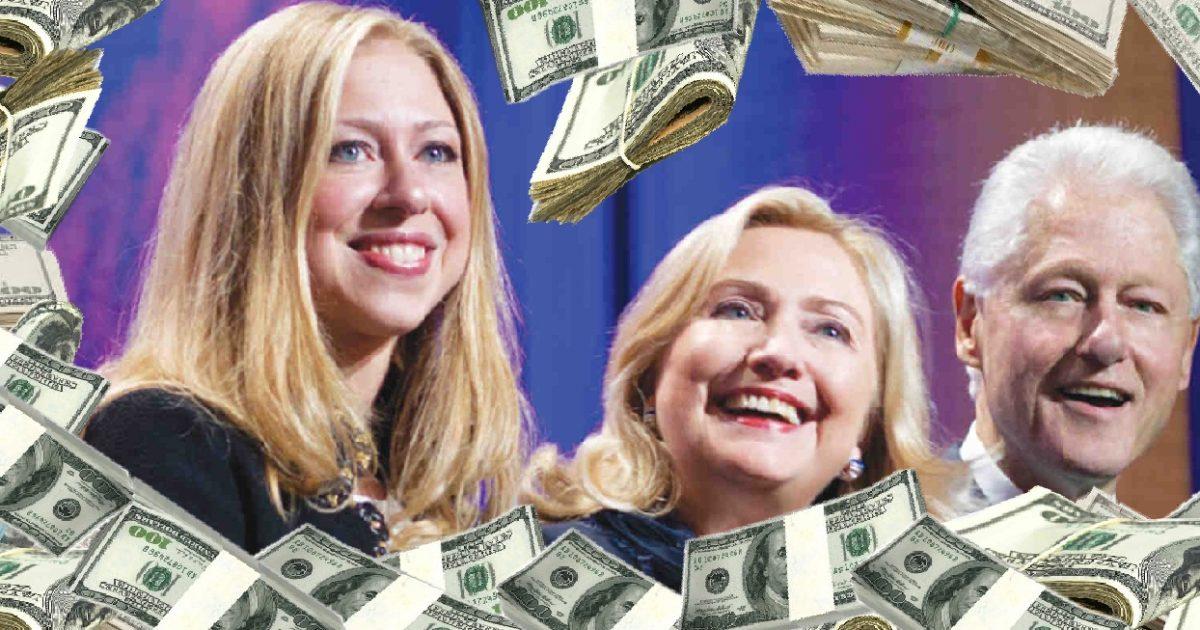 Clinton Cash #kevinjackson