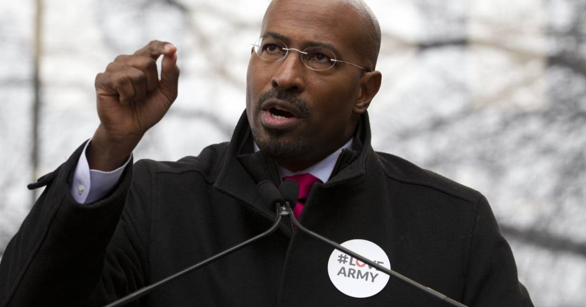 van jones admits russian narrative is big nothing #kevinjackson