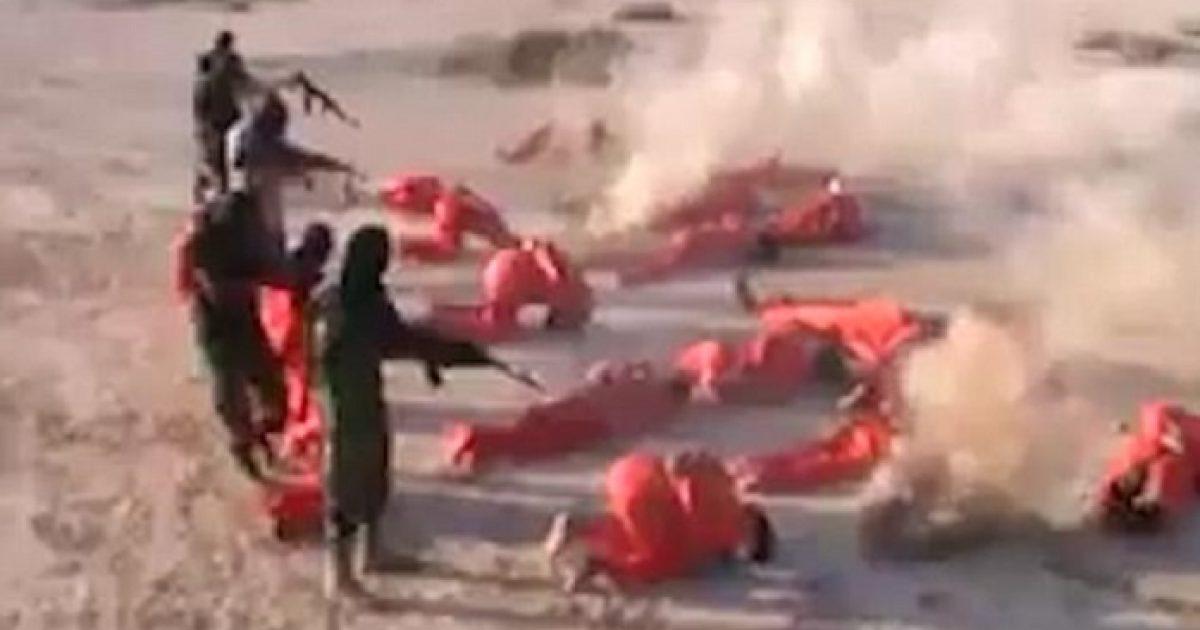 Libyan Army executing ISIS #KevinJackson