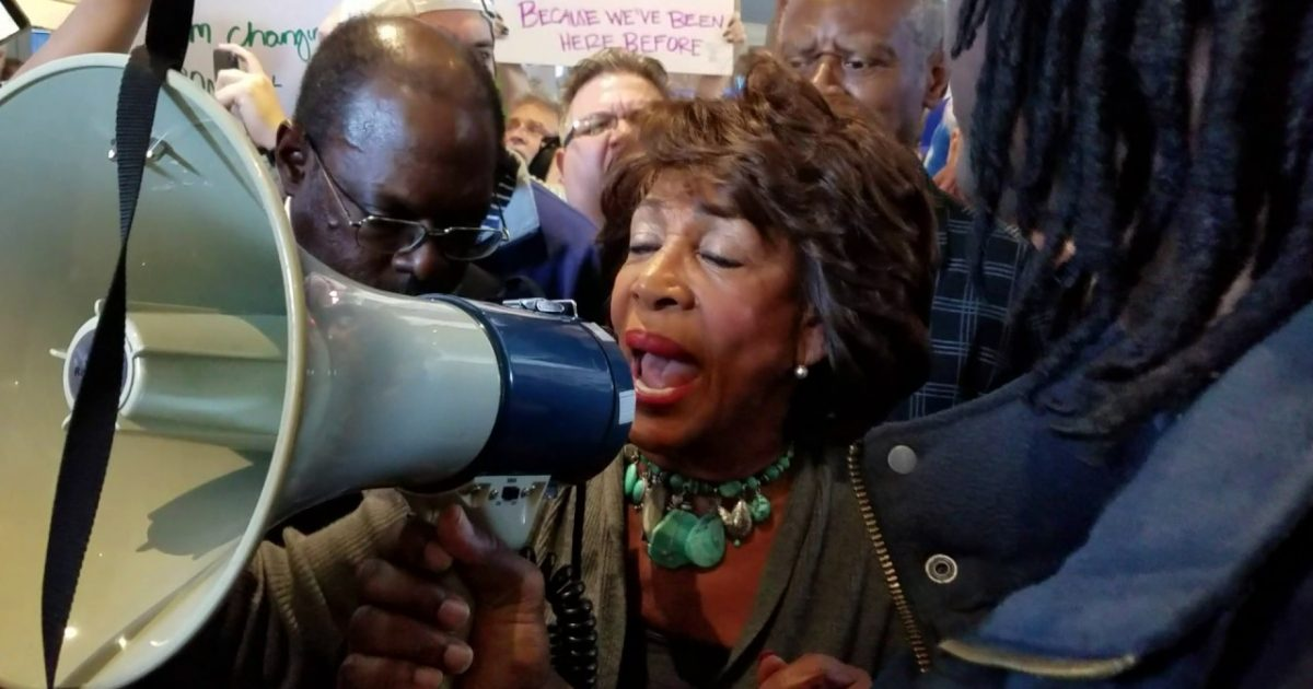 Trumper calls out Aunty Maxine #KevinJackson, The Black Sphere