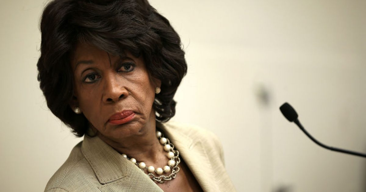 Trumpers calls out Aunty Maxine #KevinJackson