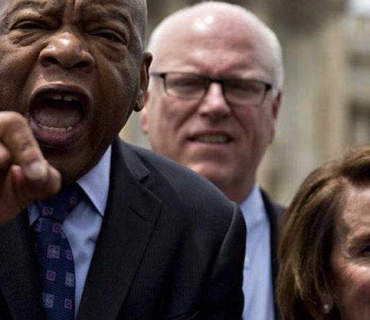 Democrats don't you dare look