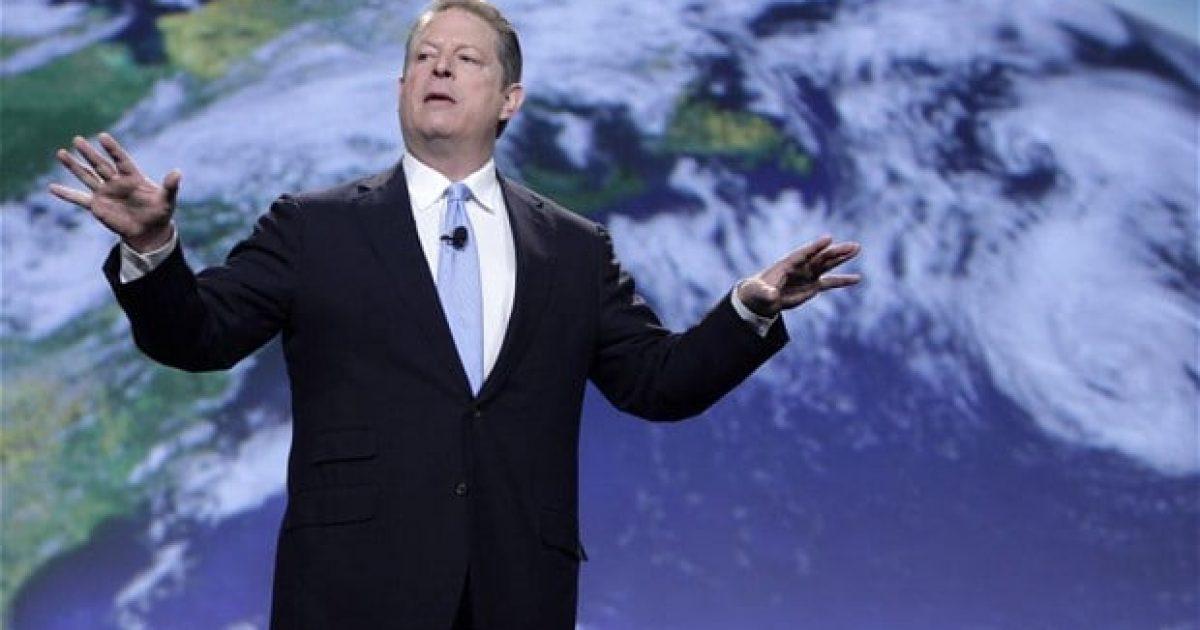 Al Gore in Crisis Mode, #TeamKJ, #KevinJackson