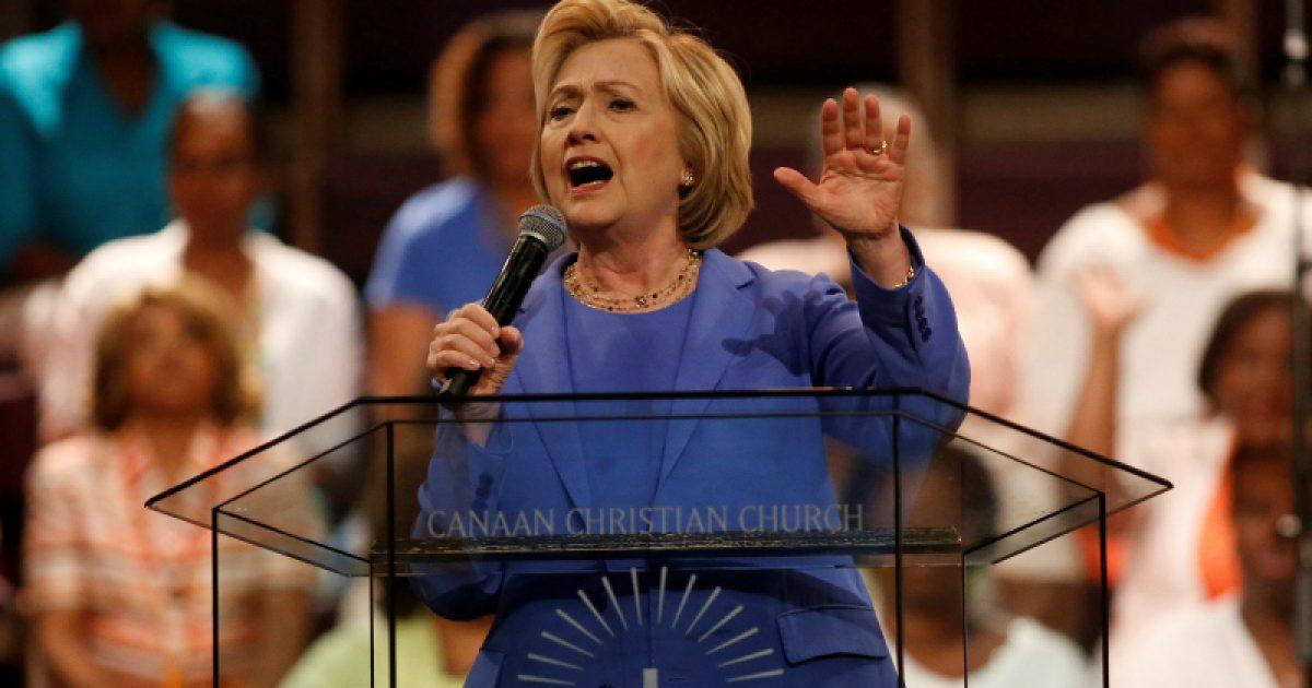 Hillary Clinton's Latest Scam #kevinjackson