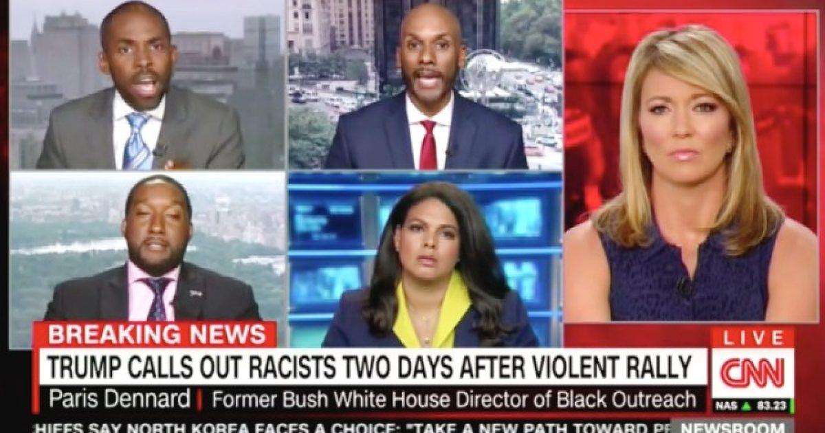 CNN explodes; #KevinJackson
