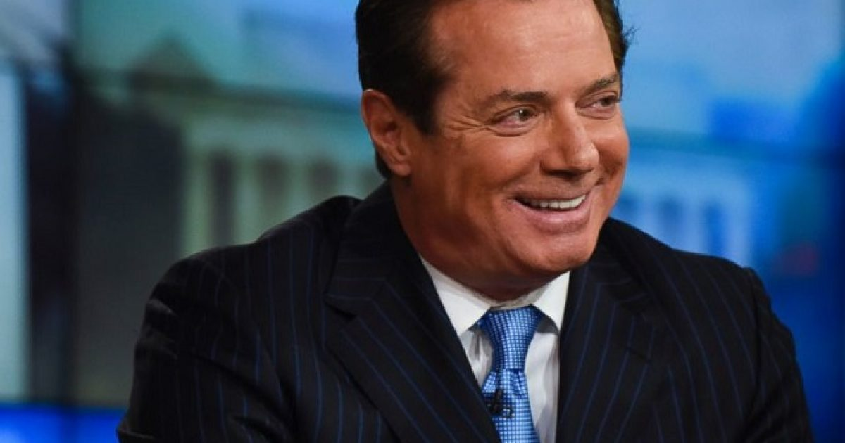 smoking gun on paul manafort