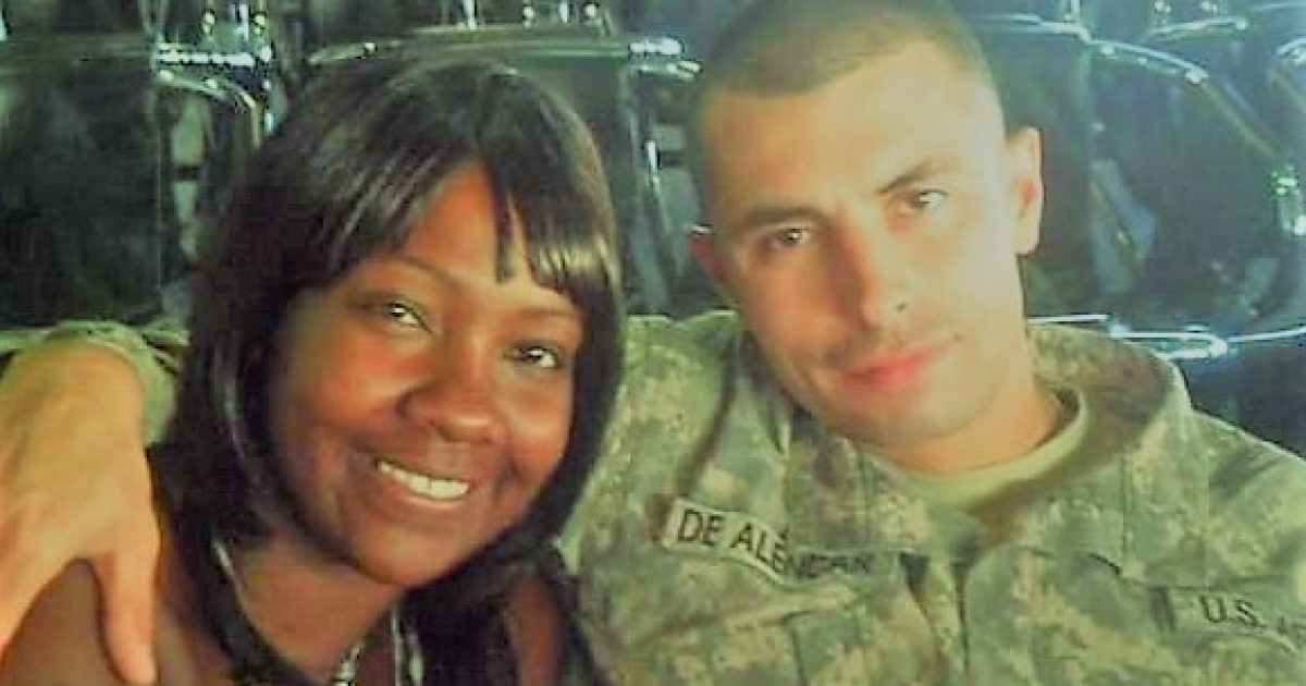 gold star widow; #KevinJackson