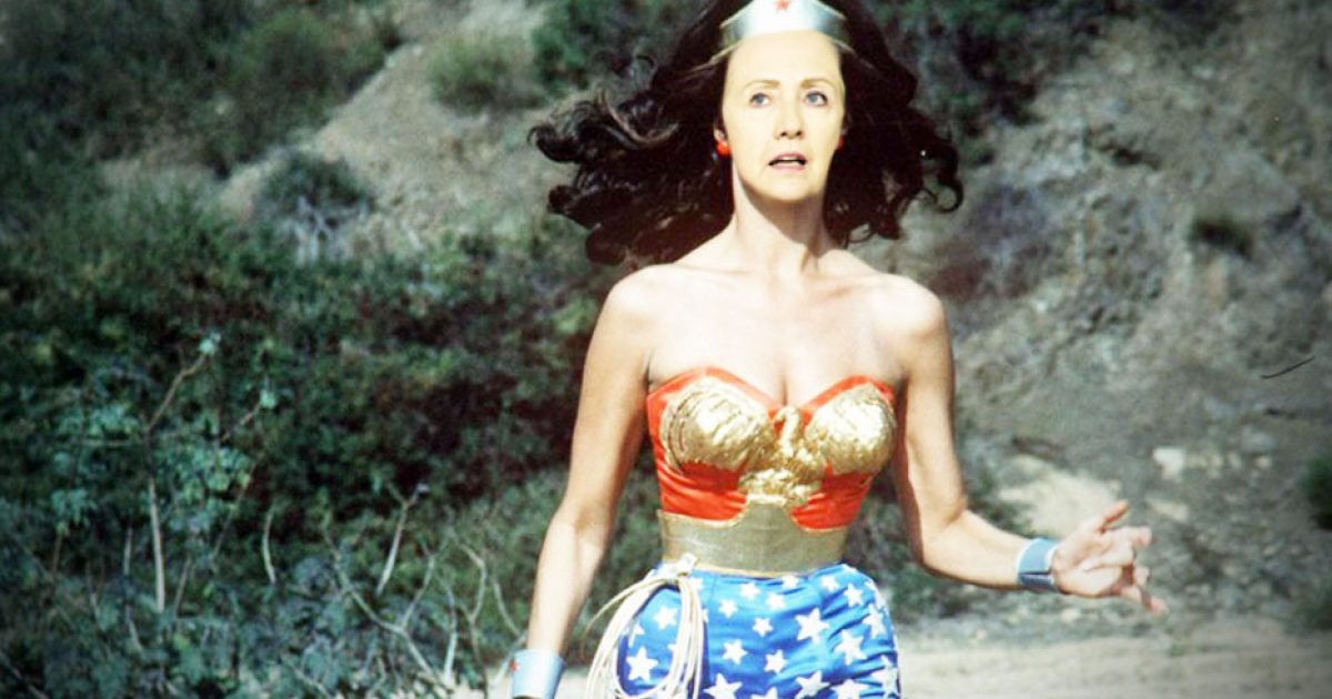 Wonder Woman; #KevinJackson