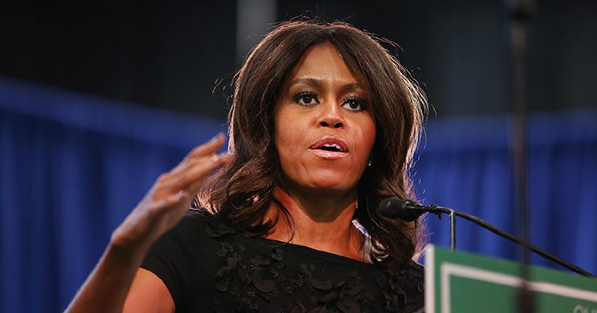 Michelle Obama: spokesperson