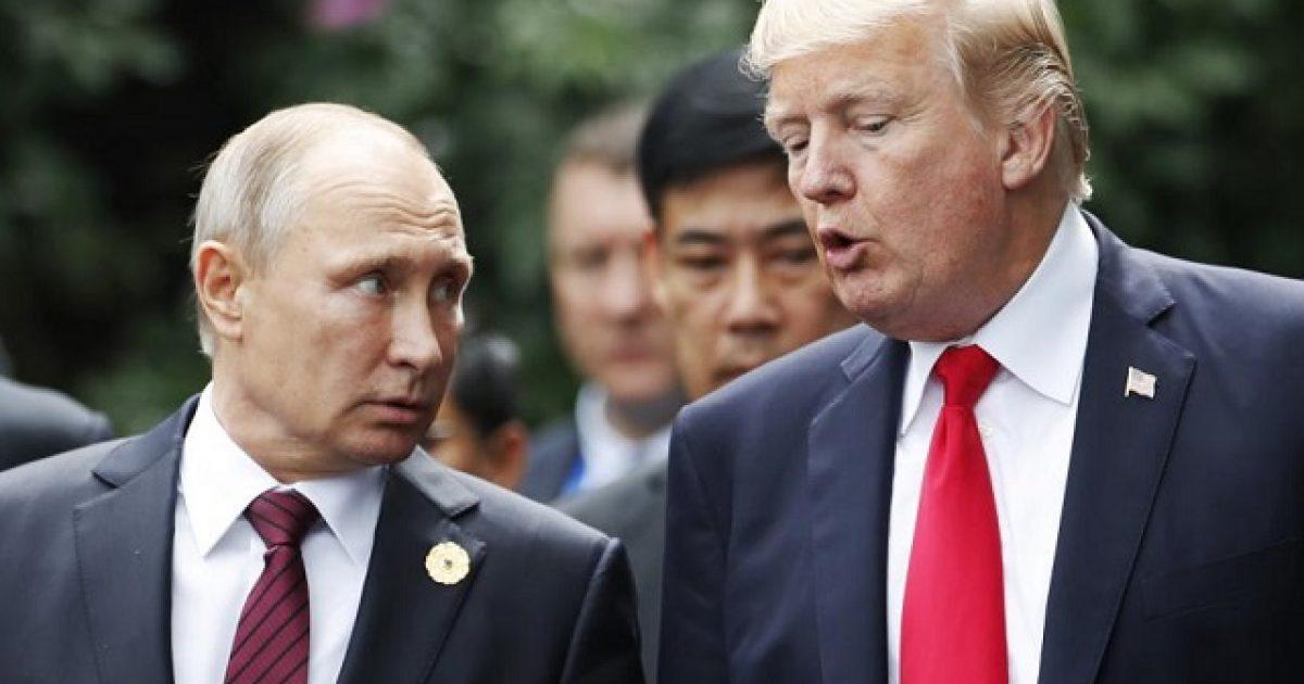 Trump, Putin, Russia, TeamKJ, KevinJackson