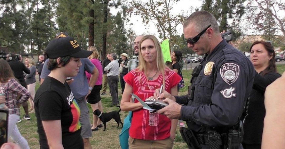 Volunteers arrested; #KevinJackson