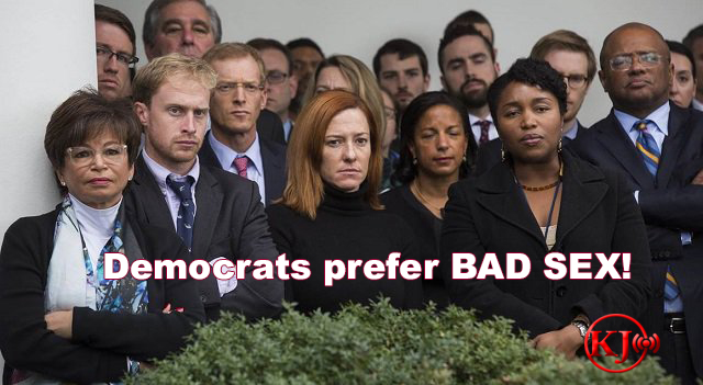 Democrats prefer bad sex