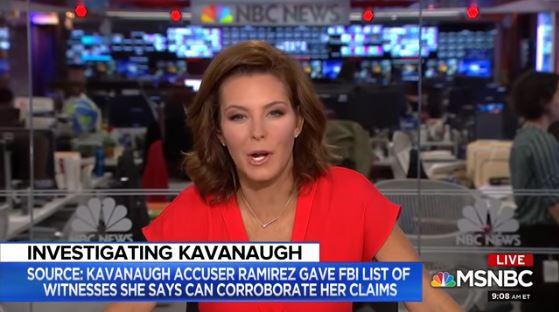 Media ADMITS to Targeting Kavanaugh for Destruction
