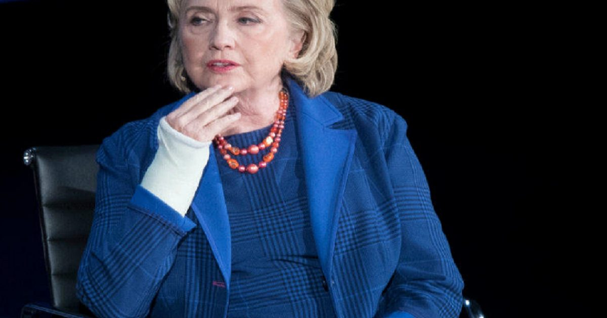 Hillary Clinton, chancellor, #TeamKJ, #KevinJackson, #TheBlackSphere