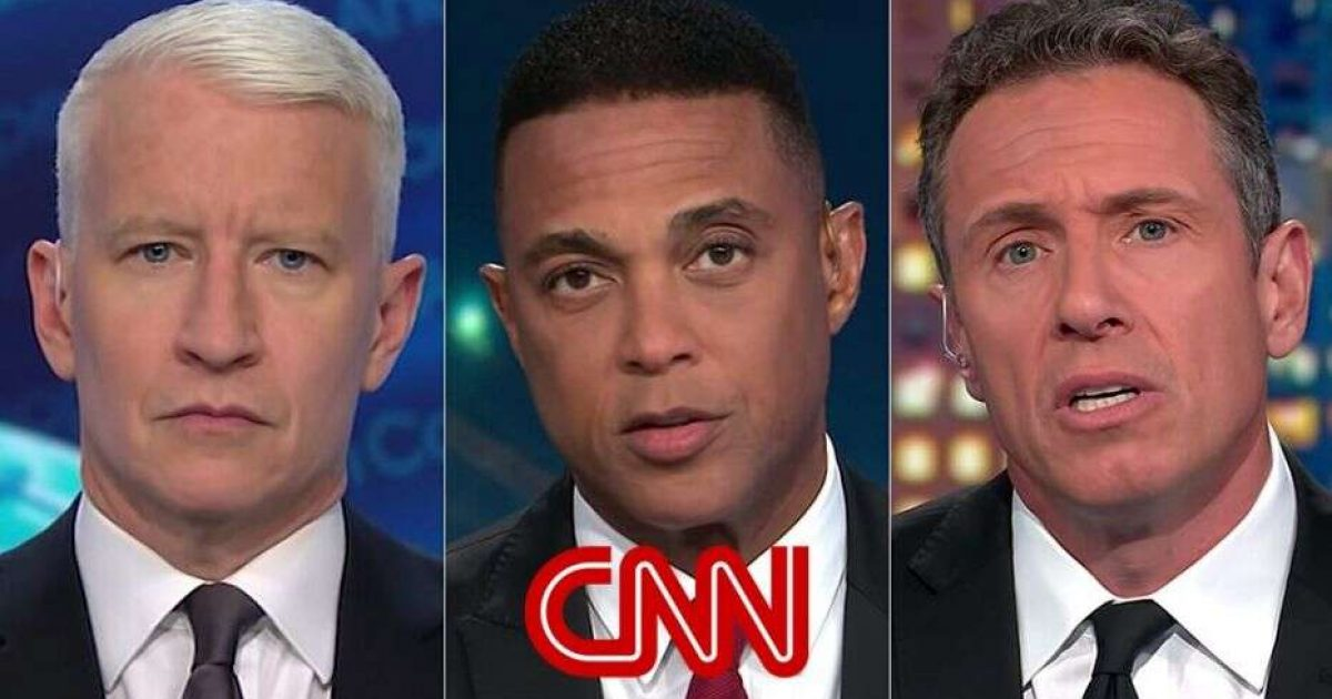 CNN, mainstream media, #TeamKJ, #KevinJackson