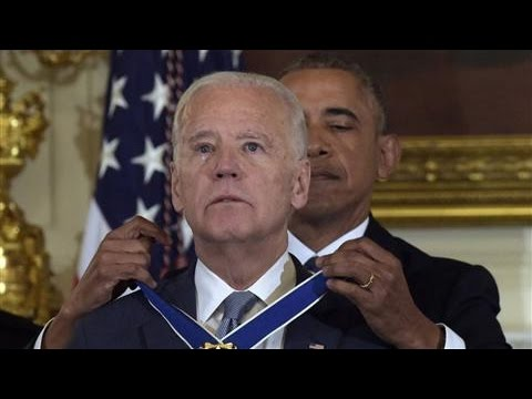 Obama, Biden,#TeamKJ, #KevinJackson