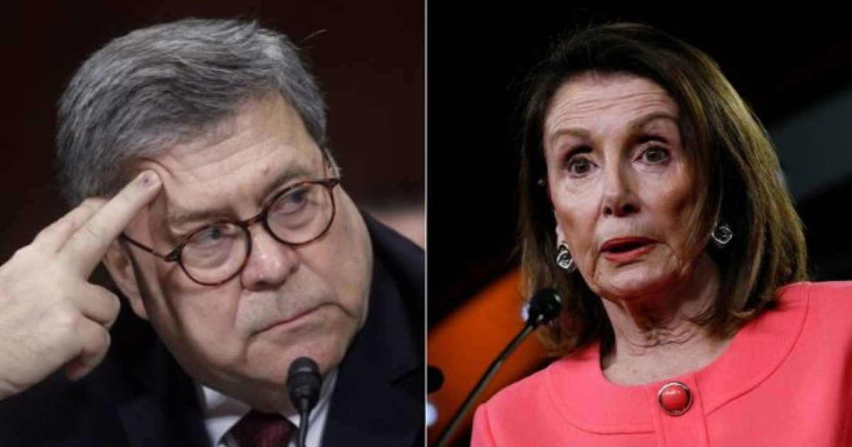 Barr Fight, Pelosi, #TeamKJ, #KevinJackson