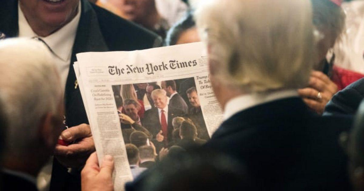 New York Times, #TeamKJ, #KevinJackson