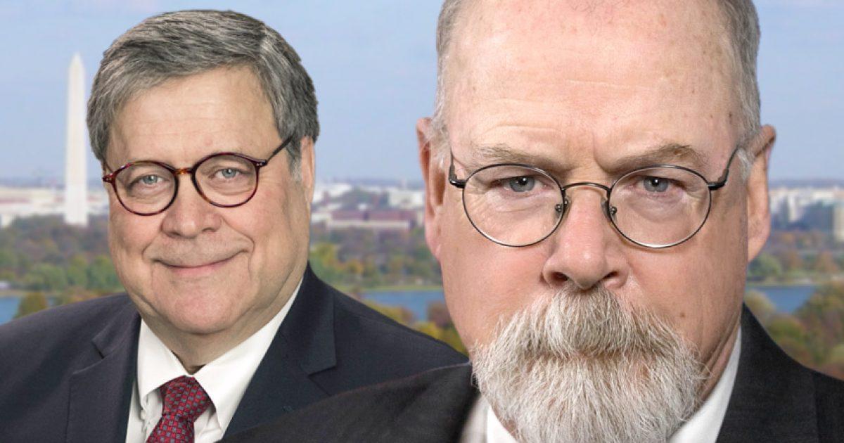 Brennan, Barr, Durham, emails, #TeamKJ, #KevinJackson, impeachment wild card
