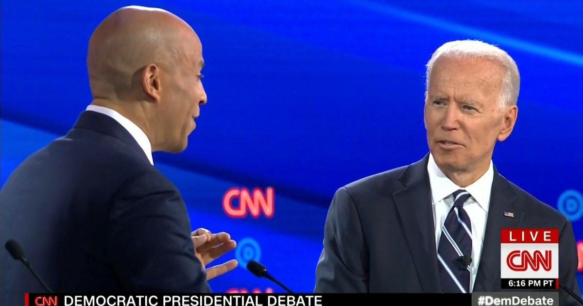 CNN, democrat debates, Biden, #TeamKJ, #KevinJackson