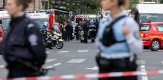 Paris knife attacker, #TeamKJ, #KevinJackson
