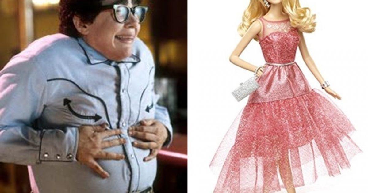 gender-fluid Barbie, Kevin Jackson, The Black Sphere, #TeamKJ