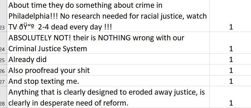 Criminal justice reform, sanctuary, #teamKJ, KevinJackson