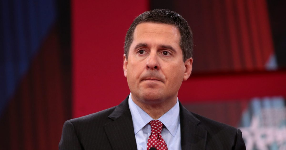 Nunes, FISA, #TeamKJ, #KevinJackson, Republican sues CNN