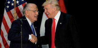 Giuliani, Trump, TeamKJ, KevinJackson, TheBlackSphere, impeachment