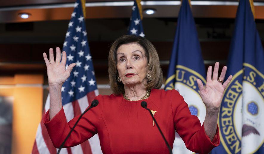 Nancy Pelosi Flip Flops on Vaccine Creation