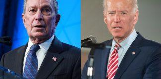 Bloomberg, Biden, TeamKJ, KevinJackson