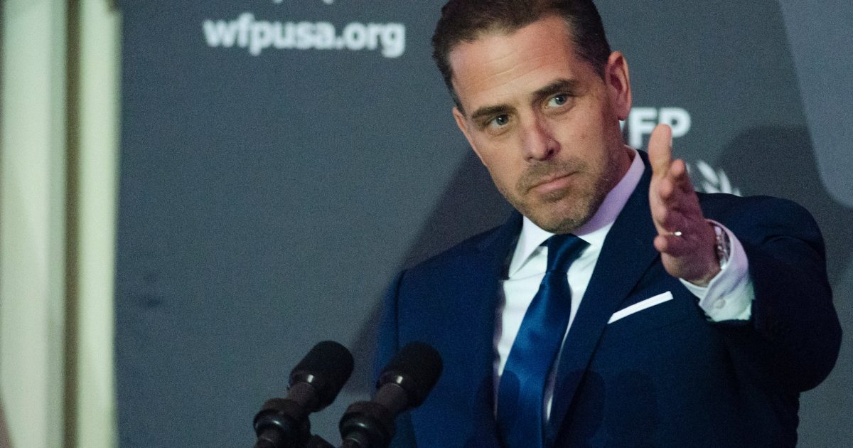 Hunter Biden, Financials, TeamKJ, KevinJackson