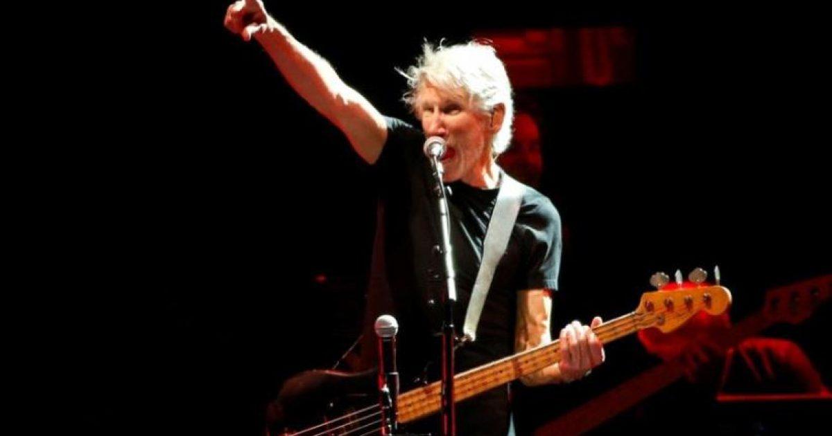 Roger Waters, Pink Floyd, Donadl Trump, TeamKJ, KevinJackson