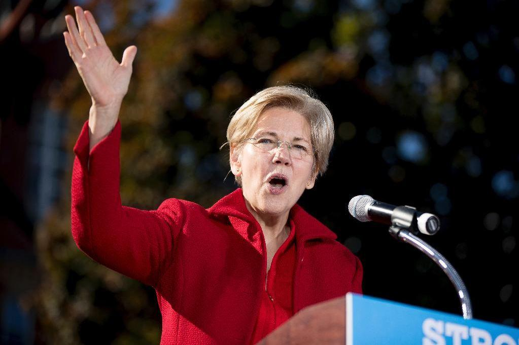 Elizabeth Warren: I'll Be Your President and Take Your Last Dollar